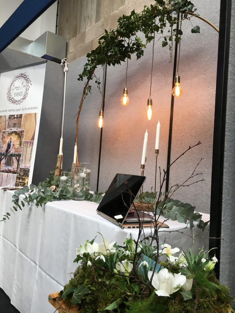 emma jane events pollendine's cumbrian florist